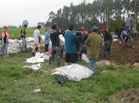 Más de 500 personas participaron en labores integrales para evitar inundaciones en Soacha