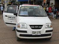 'Carritos blancos' continuarán operando en Soacha hasta el 31 de octubre