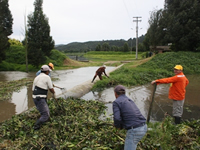 Ubicación de jarillones y limpieza de fuentes hídricas impiden inundaciones en Madrid