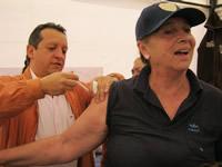 Concluyó con total éxito la Jornada Nacional de Vacunación en Soacha