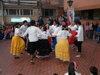 Soacha celebró el Día Internacional de la Danza