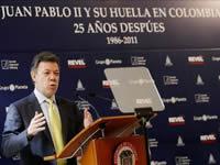 Presidente Santos dio luz verde al proyecto  de 'La Mojana cundiboyacense'