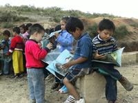 Círculos de aprendizaje: reivindicando el Derecho a la Educación de los niños de Altos de la Florida