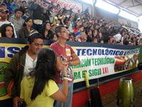 Se inauguraron Olimpiadas  del Instituto Tecnológico y Liceo Pedagógico los Andes