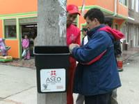 Socialización del Comparendo Ambiental en Soacha