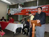 Con elocuente discurso, David Turbay respalda la precandidatura de William Moncada