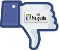 Facebook no ha  creado el botón «No me gusta»