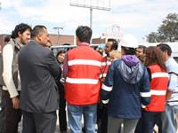 Concesión toma medidas para reducir el riesgo de accidentes en la Autopista Sur