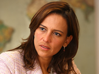 Corte ordena detención a Nancy Patricia Gutiérrez