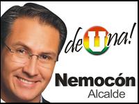Juan Carlos Nemocón pide garantías para la consulta del domingo
