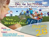 Se celebra hoy el 'Día de los Niños' en Unisur