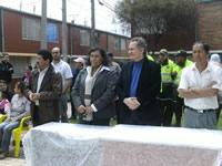 Instalados los 'Frentes de Seguridad' en el barrio Parques del Sol I