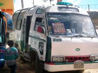 La inseguridad al acecho del Transporte Público en Ciudadela Sucre