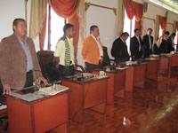 Comienza segundo periodo ordinario de sesiones en el concejo de Soacha