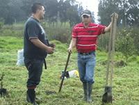 Habitantes de Villa Italia realizaron limpieza en el Humedal Tierra Blanca