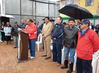 Alcaldía presenta estrategias de seguridad para Ciudadela Sucre