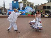 Tutayay, ganador del encuentro de danza realizado en Sasaima