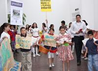 Carrera atlética contra el trabajo infantil en Madrid