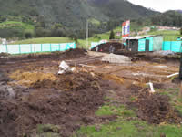 Avanza construcción de Subestación de Policía de San Juanito II sector en Zipaquirá