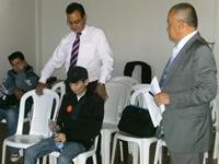 Concejo municipal y Medios de Comunicación en las Jornadas de sensibilización  hacia 'La Inclusión Social'