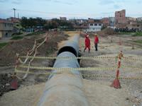 Alcalde presenta plan de saneamiento básico y agua potable para las comunas tres y cuatro