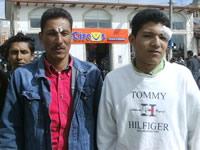 Habitantes de San Rafael denuncian agresiones por parte de la Policía