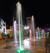 En Zipaquirá se inaugura parque la Esmeralda