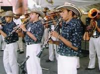 Este fin de semana son los zonales de bandas en Cundinamarca