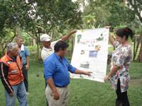Ochenta  productores de Sibaté participaron en el taller de agricultura y ganadería