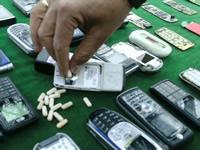 Policía incauta bazuco dentro de celulares robados