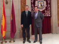 Alcaldes de Madrid (España y Colombia) se reunieron para fortalecer lazos de hermandad y cooperación