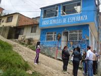 'Corporación social trabajando con nuestro pueblo' inaugura sala de cómputo en Altos de Cazucá