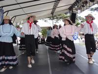 Mañana es el  lanzamiento del XVI Festival de danzas tradicionales