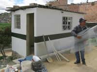 Comunidad de Villa Sandra construye CAI