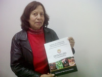 Ganadores de 'Provócate de cundinamarca' se preparan para recibir el código de barras