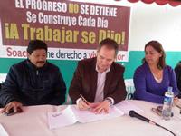 Cuatro nuevos barrios se legalizaron en Soacha