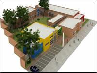 En la comuna tres también se construirá un moderno Jardín Social