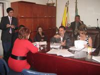 Dilatación para la aprobación del proyecto de acuerdo No.16 tiene en 'Jaque' el avance de obras y  proyectos en Soacha