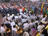 Madrid congregó 300 artistas en el Gran Concierto 2011