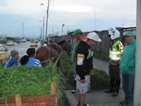 Carreteros de Soacha se niegan a cumplir normatividad