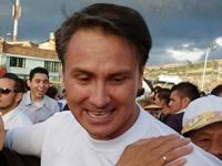 Juan Carlos Nemocón aplazó inscripción de su candidatura