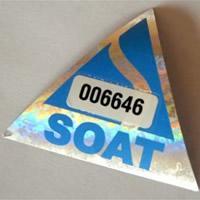 Cambia papelería del SOAT