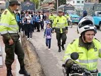 Hoy se realiza el 'Primer Encuentro de Policía Comunitaria de Cundinamarca'