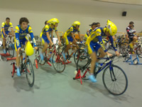 Soachunos se destacaron en la Vuelta a Portugal