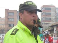 Asesinado el patrullero Eulices Palomares