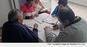 Fundación Hogar de Abuelitos Fe y Luz