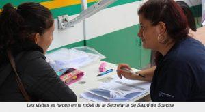 visitas-mujeres-secretaría-salud-soacha