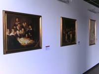 Hoy se reabre al público la exposición 'Rembrandt'