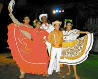 Del 11 al 14 de agosto, XVI Festival de Danzas  Tradicionales