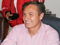Juan Carlos Nemocón se inscribe hoy con  el aval y respaldo de tres partidos políticos